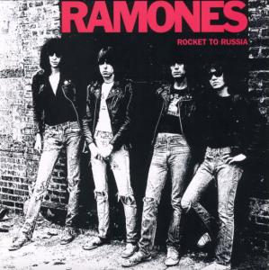 Ramones: Rocket To Russia (1977).