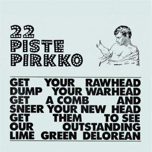 22-Pistepirkko: Lime Green DeLorean (2011).