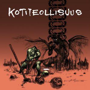 Kotiteollisuus: Valtatie 666 (2018).