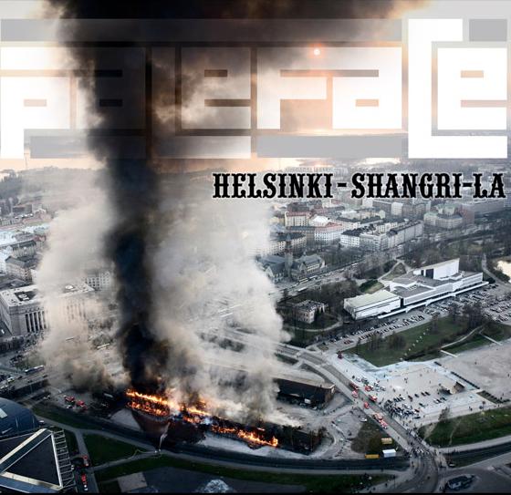 Paleface: Helsinki–Shangri-La (2010).