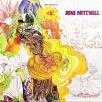 Joni Mitchellin debyyttialbumi Song To A Seagull julkaistiin vuonna 1968.