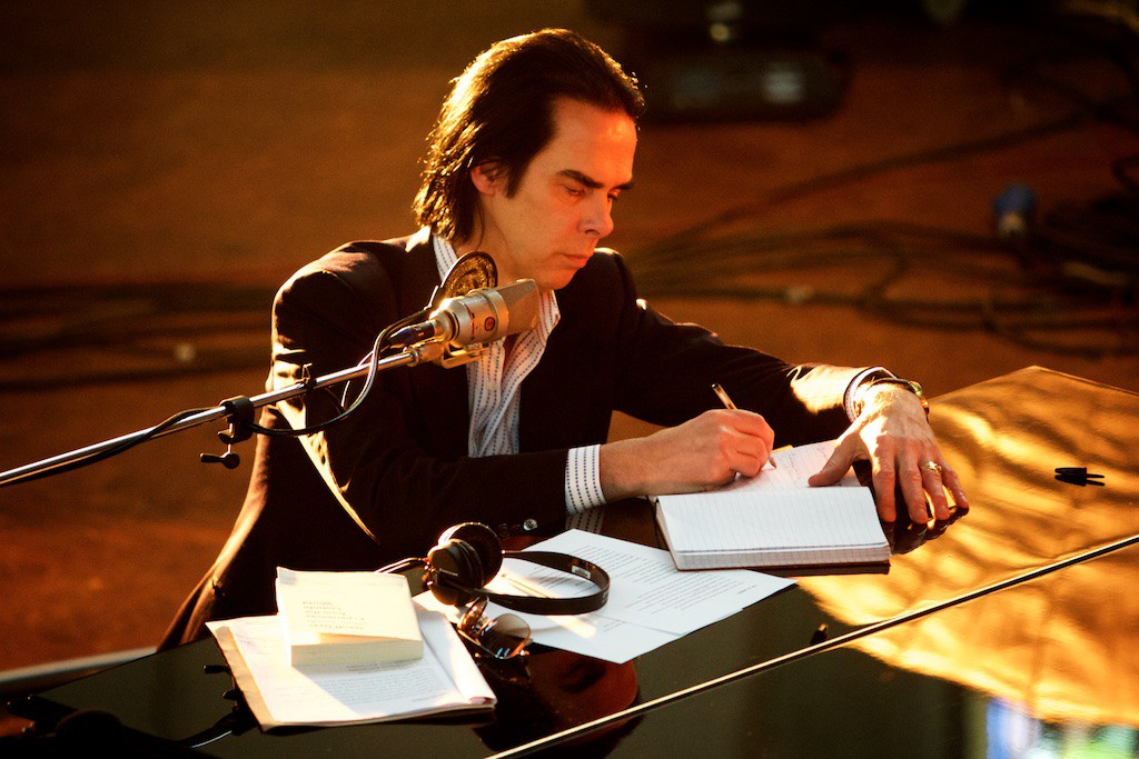 Nick Cave. Kuva: Kerry Brown, Playground Music.