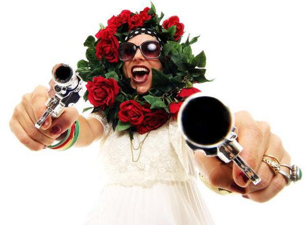 Karmen Guy, Mad Juana. Kuva: Derek Plank.