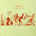 Genesis: A Trick Of The Tail (1976).